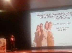 "Keynote ""EMDR Europe Conference (Congress)"" 2017 Barcelona, Spain"