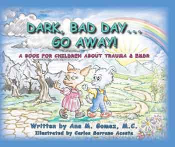 Dark Bad Day Go Away