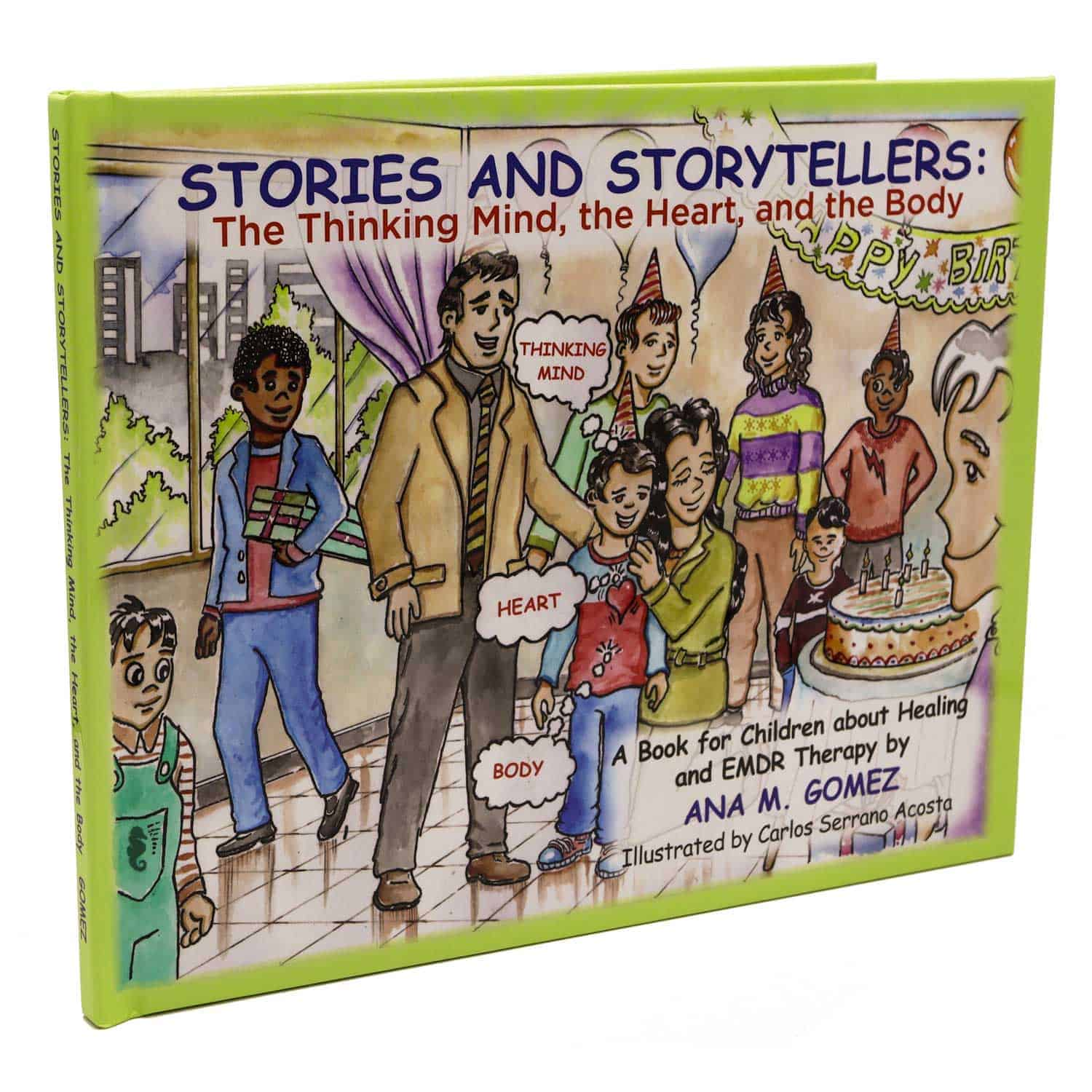 Stories and Storytellers - Front